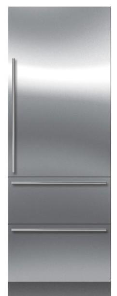 Sub Zero 30 Quot Integrated Tall Refrigerator Freezer It 30c
