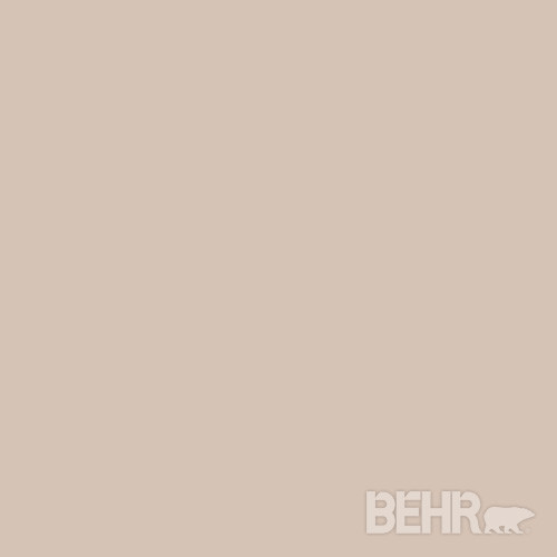BEHR MARQUEE™ Paint Color Suede Beige MQ3-38 modern-paint
