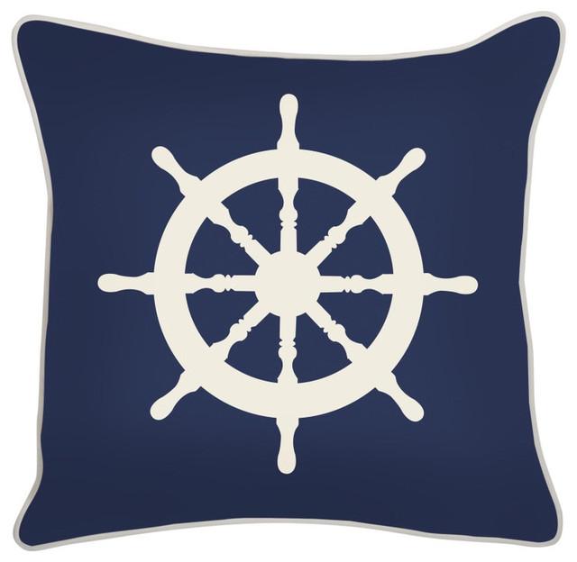 Thomas Paul Outdoor Pillows - Ship modern-outdoor-cushions-and-pillows
