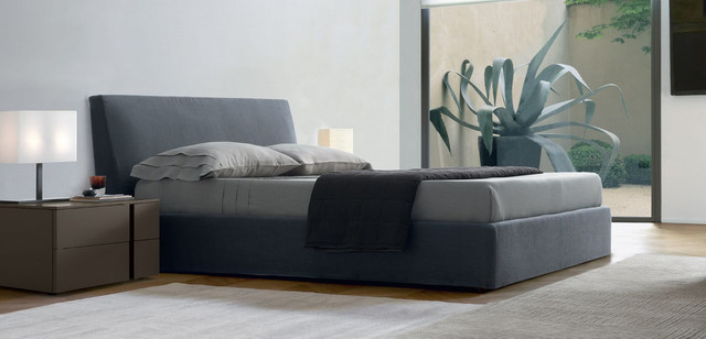 Roger Bed contemporary-bedroom
