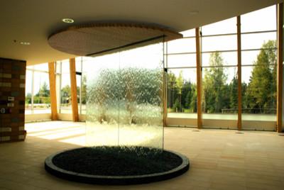 Interior Water Features - Home Design Ideas