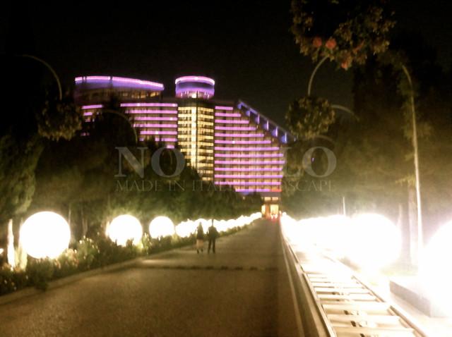 Jumeirah Bilgah Beach Hotel modern