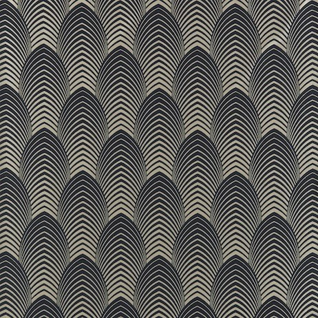 Harlequin deco fabric 8637 modern fabric by curtain - Modern fabrics for curtains ...