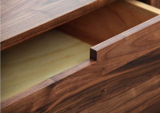Solid Walnut Cabinets FACTORY DIRECT PRICES modern-side-tables-and-end-tables