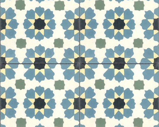 In Stock Cement Tile - Moorish Cement Tile from Cement Tile Shop