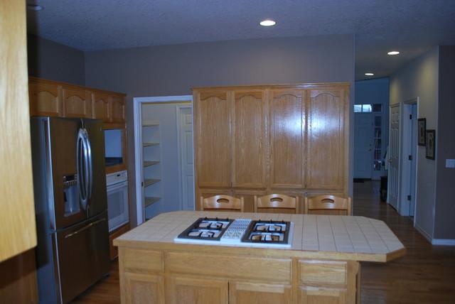 Hillsboro Kitchen Remodel contemporary