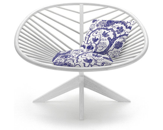 Superstructure Easy Chair -