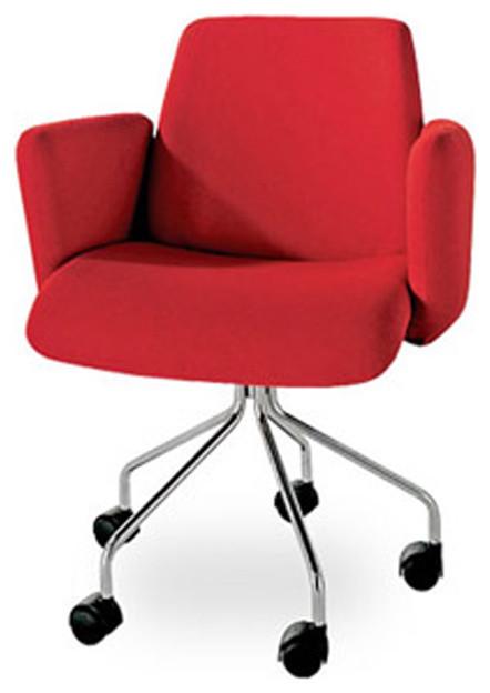 Kartell Moorea Desk Chair modern-office-chairs