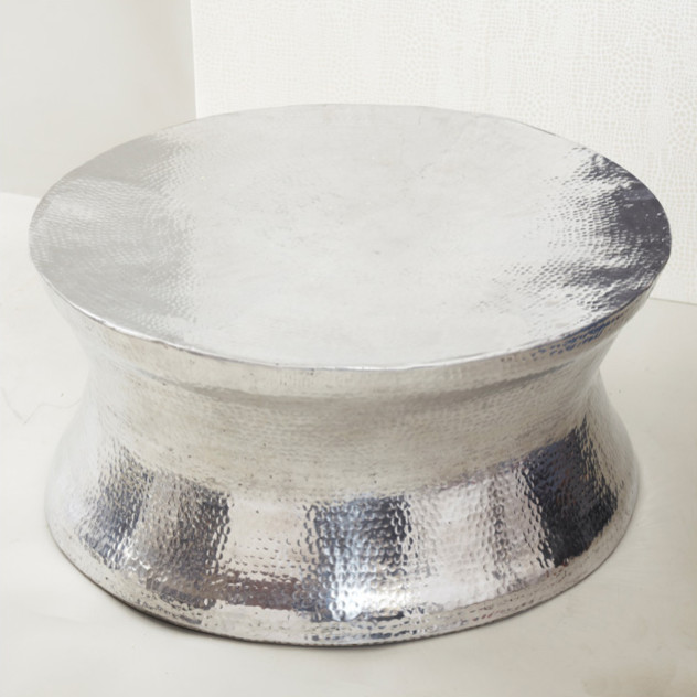 Thimble Metal Coffee Table Contemporary Coffee Tables By Plantation