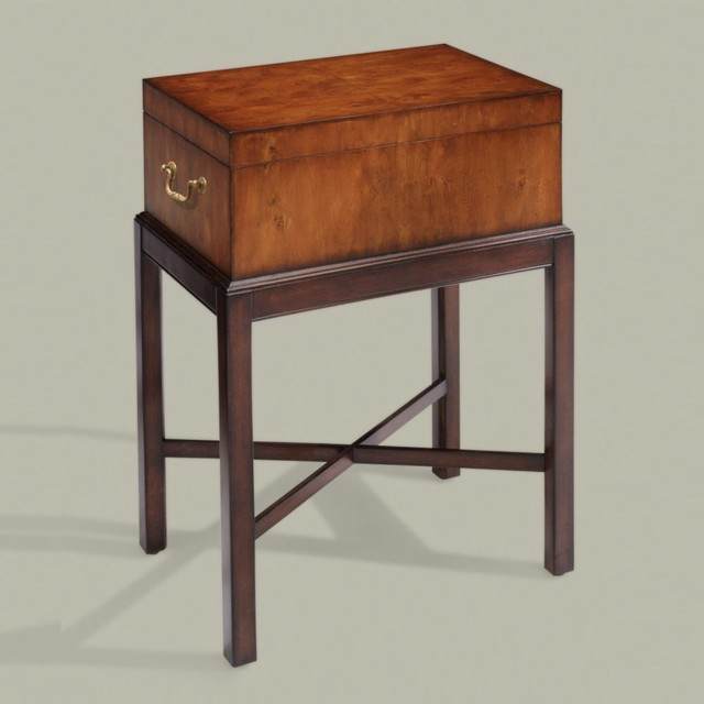 newport phillip box on stand traditional-side-tables-and-end-tables