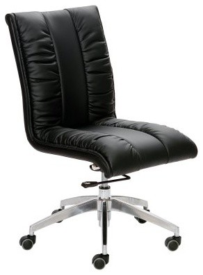 Matrix Comphy Adjustable Height Swivel Office Chair modern-office-chairs