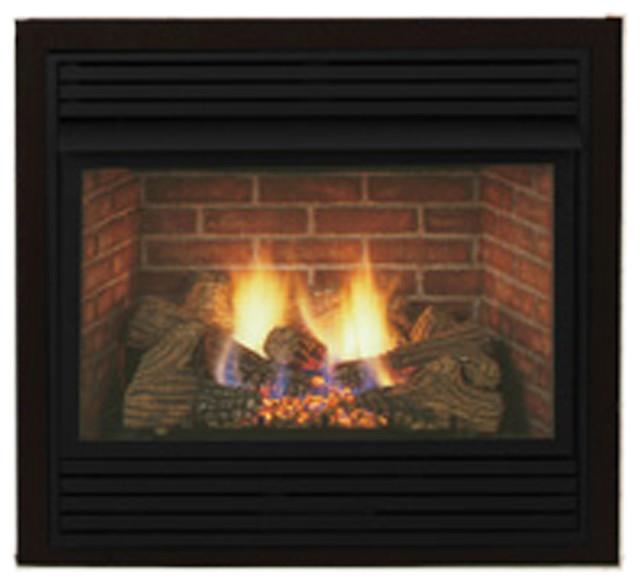 Monessen Dfs32pvc 32 Vent Free Propane Gas Fireplace