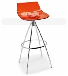 Ice Bar Stool - Quick Ship | Calligaris modern-bar-stools-and-counter-stools