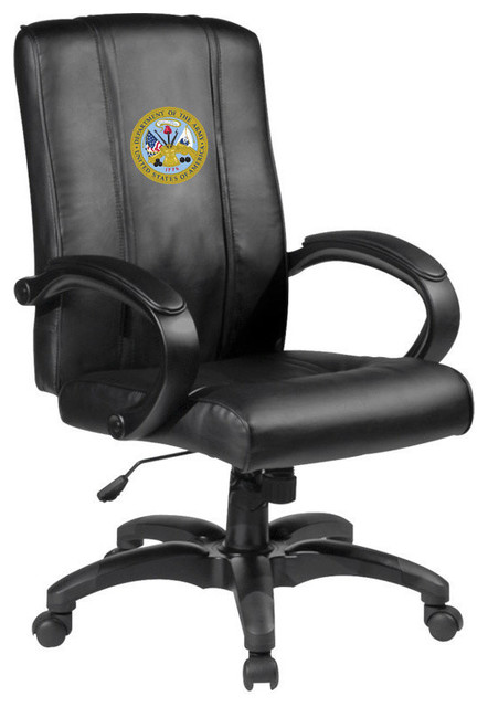 Us Army Insignia Home Office Chair Traditional Task