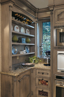 kitchen remodel typically starts with cabinetry