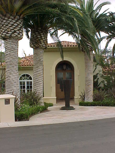 Santa Barbara Style New Home Mediterranean Los Angeles