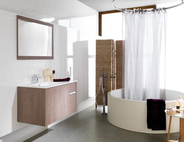 Porcelanosa Bathroom Vanities Contemporary Bathroom New York By Porcelanosa Usa