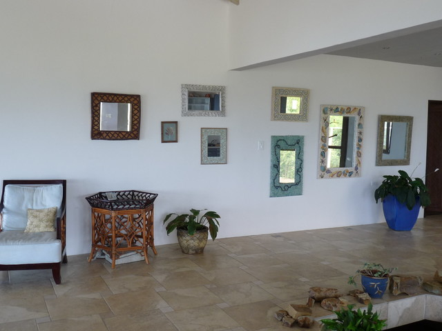 Well Being by Design tropical interiors contemporary
