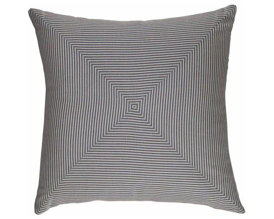 MysticHome - Hibiscus Pillow by MysticHome - The Hibiscus, by MysticHome