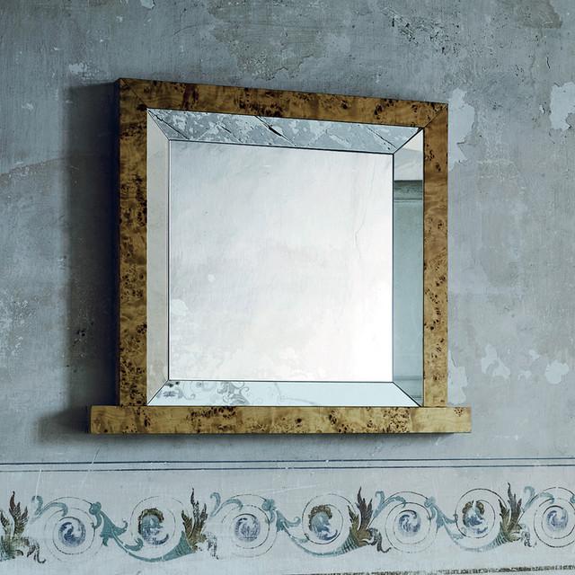Glas Italia Mandala Wall Mirror modern-mirrors