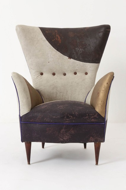 Partial Eclipse Armchair eclectic armchairs