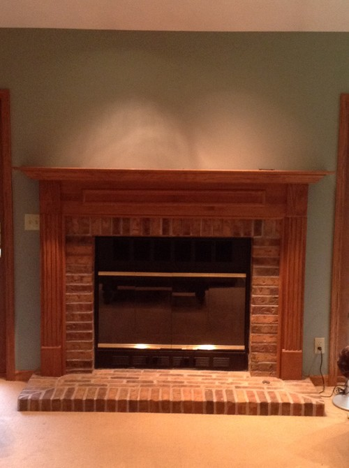 How to update my fireplace