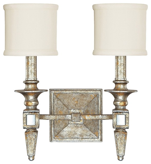Wall Sconces Silver : Traditional Palazzo 13