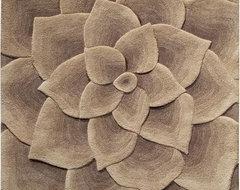 Corolla Area Rug eclectic-rugs