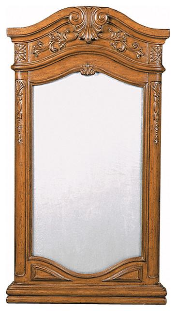 Private Retreat Bathroom Mirror traditional-bathroom-mirrors