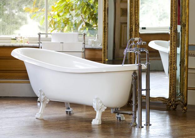 Victoria & Albert Baths contemporary