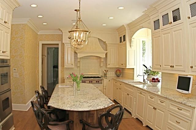 Traditional Custom Kitchen traditional-kitchen