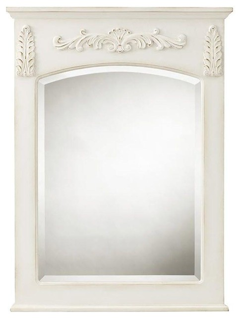 ... in. W Wall Mirror in - Contemporary - Bathroom Mirrors - by Home Depot