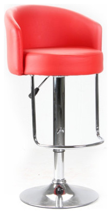 Adjustable Height Swivel Stool modern-bar-stools-and-counter-stools