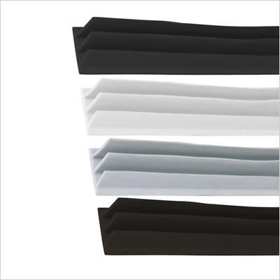 """IsoDoor   Soundproof Door, White Rubber, 30"""" X 80"""" contemporary-interior-doors"""