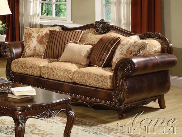 Acme Furniture Remington Sofa Acm 50155 Traditional Furniture Salt Lake City By