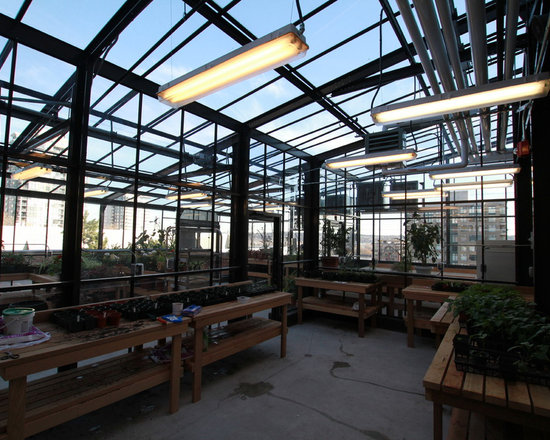 School Greenhouse Projects -