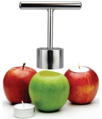 Barbuzzo Candle Carver contemporary-candleholders
