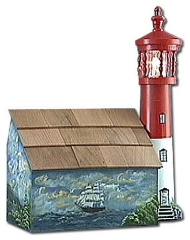 City Mailbox - Contemporary - Mailboxes - by Fifthroom.com