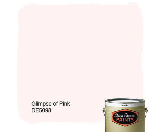 Dunn-Edwards Paints Glimpse of Pink DE5098 -