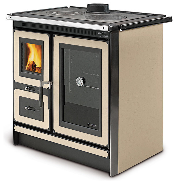 La Nordica Wood Cooking / Cook Stove - Italy modern-ovens