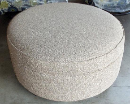 Customer Custom Orders - Rowe Eero Storage Ottoman
