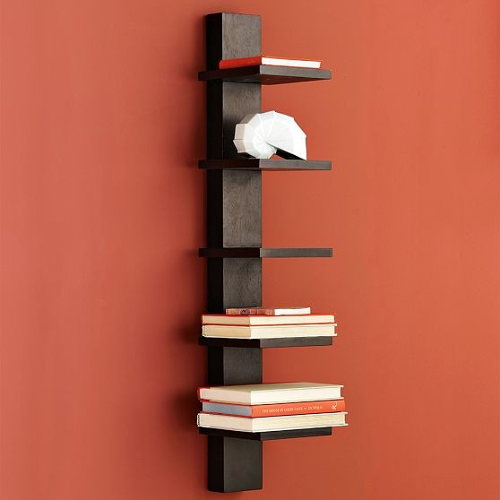 Spine Wall Shelf modern wall shelves