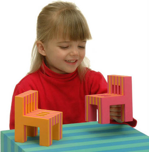 OFFI - (Set of 2) EVA Minis modern-kids-toys