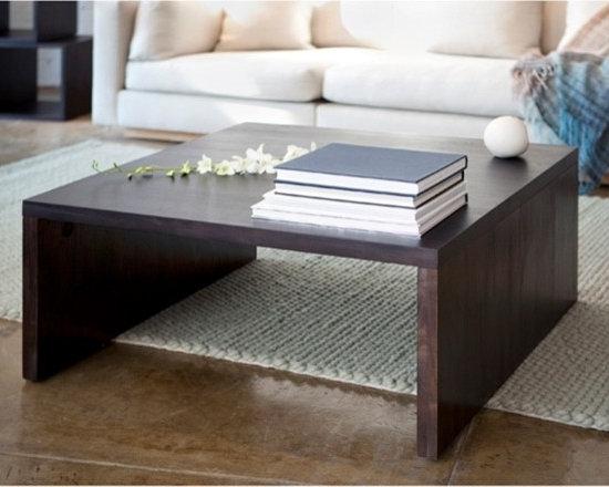 MASHstudios LAX Dark Occasional Table -