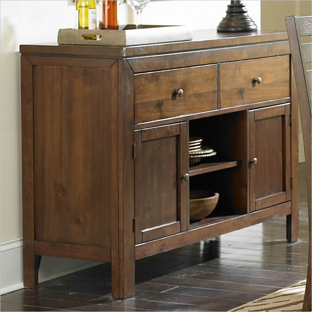 Homelegance Eagleville Server - Contemporary - Buffets And ...