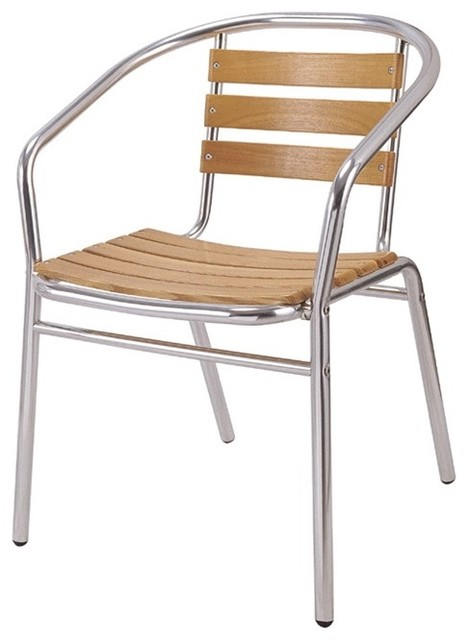 Aluminum Patio Chair YA806 SO Modern Outdoor Lounge