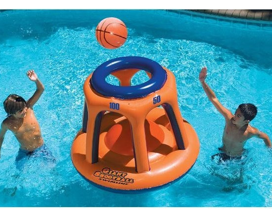 Splash Giant Shootball - -Constructed from durable heavy gauge vinyl