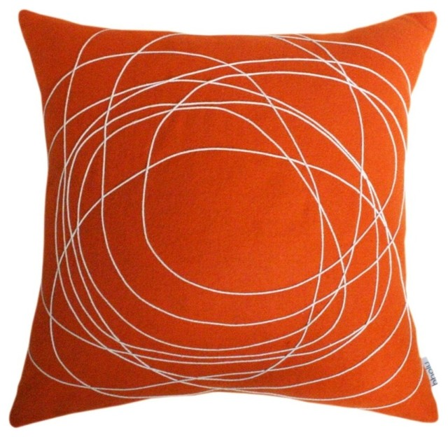 Modern Art Pillow : Modern Pillows