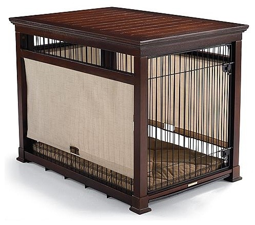 luxury dog crates furniture – furnitureplans