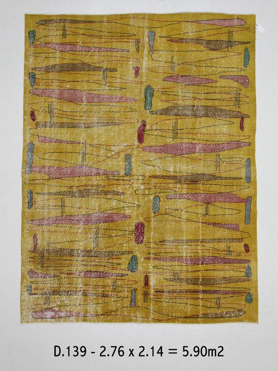 Overdyed Turkish Carpets -
